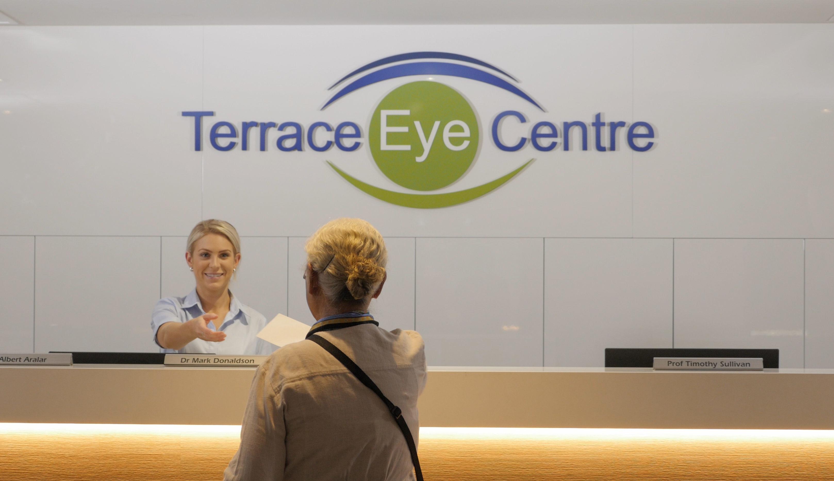 New home for terrace eye centre terrace eye centre for 87 wickham terrace
